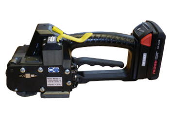 P318 Battery Powered Plastic Strapping Tool